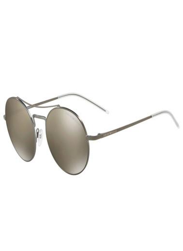 Emporio Armani Güneş Gözlüğü Gri